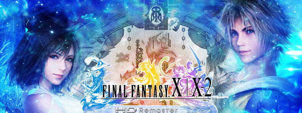 Final Fantasy X|X-2 HD Remaster is OUT NOW!